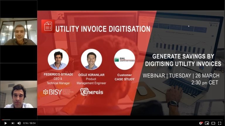 Generate Savings by Digitising Utility Invoices. Curious to know how?