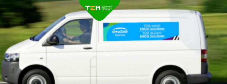 Engie Solutions (TEM) ensures comfort & indoor air quality in working environments using Energis.Cloud